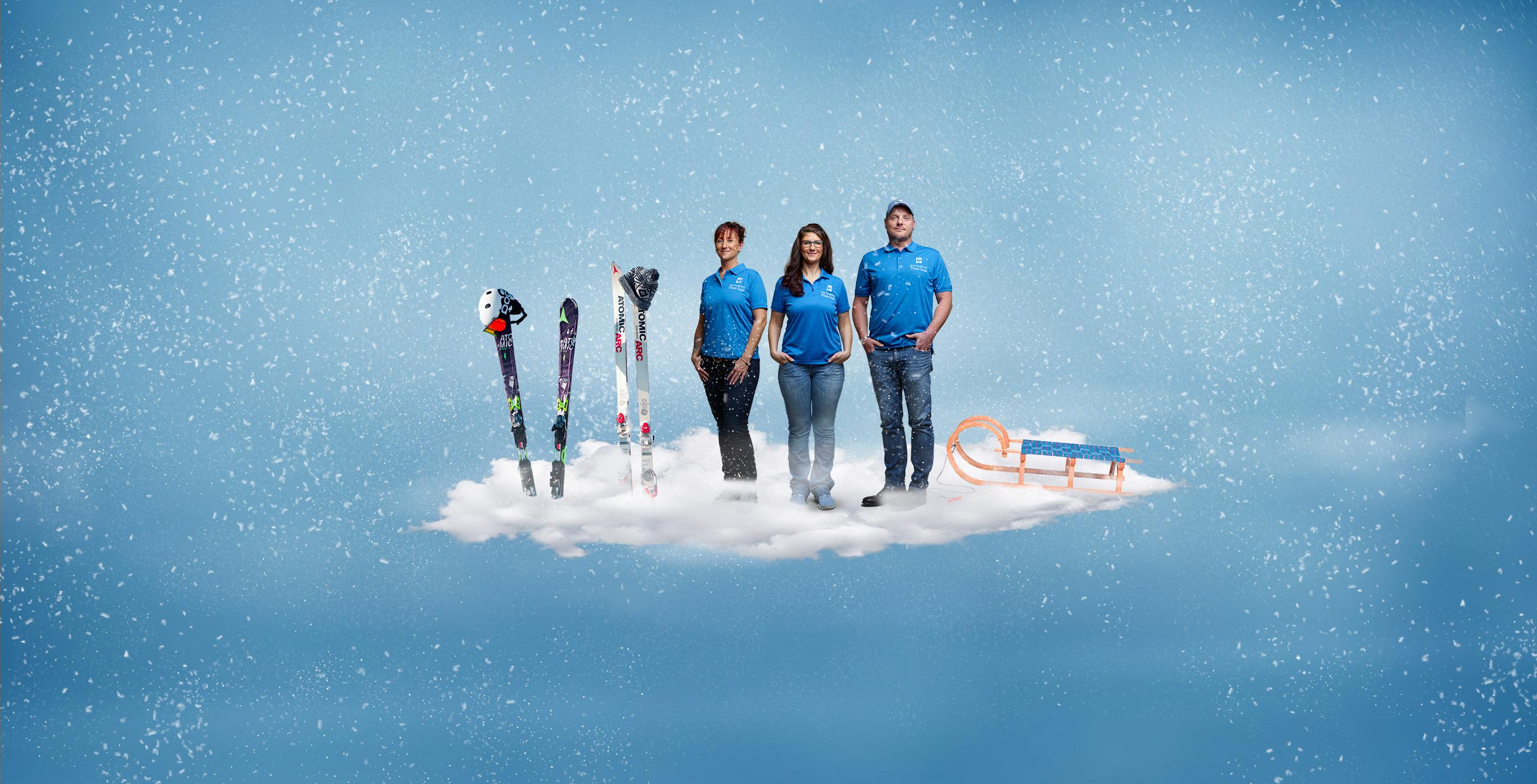 Wir wünschen euch tolle Winterferien!